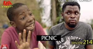 Mark Angel picnic