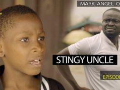 Mark Angel Stingy Uncle