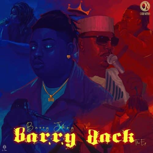 Barry Jhay Barry Back EP ft Davido