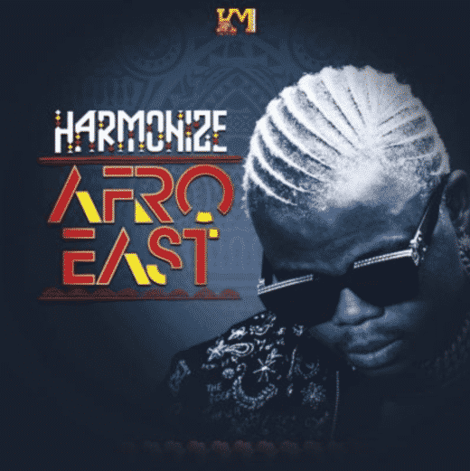 Harmonize Afro East album ft Burna Boy Mr Eazi Phyno Skales Yemi Alade DJ seven Falz Khaligraph Jones