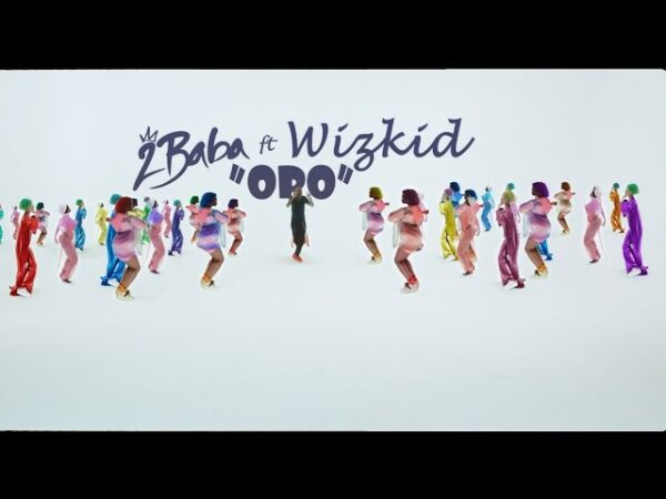 2Baba Wizkid Opo video