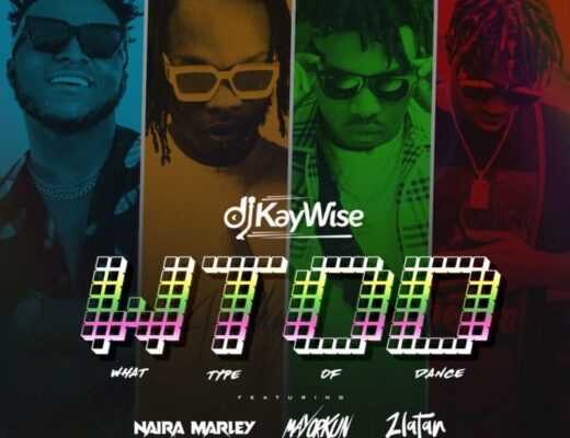 DJ Kaywise Ft Mayorkun Naira Marley Zlatan What Type Of Dance