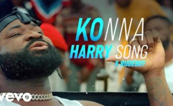 Harrysong Rudeboy Konna video