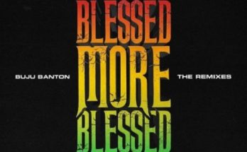 Buju Banton Blessed More Blessed (The Remixes)