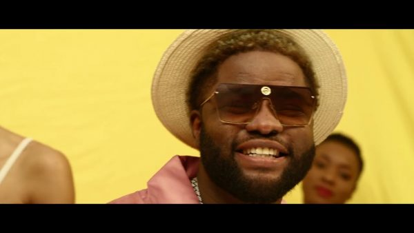 Skales God Is Good Video