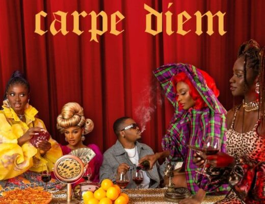 Olamide - Carpe Diem lyrics Album ft Bad Boy Timz Omah Lay, Phyno, Fireboy DML, Bella Shmurda Peruzzi