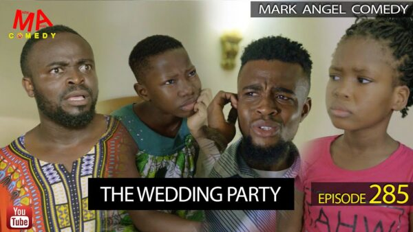 Mark Angel The Wedding Party