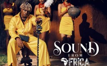 Rayvanny Sound From Africa Album ft Kizz Daniel, Zlatan, Joeboy, Nasty C