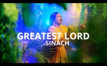 Sinach - Greatest Lord Video
