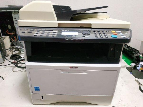 Застревание бумаги в Kyocera - фото №1
