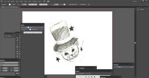 Opening a file in Adobe Illustrator