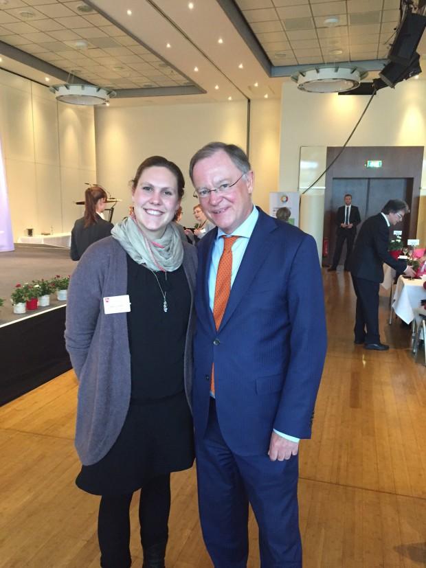 Anja Schirrmacher Ehrenamtspreis Niedersachsen