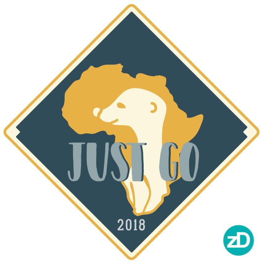 Zirkus Design   Stick 'Em Up: Sticker Design for a Good Cause - Africa Missions Trip Meerkat Stickers - Final Sticker Design