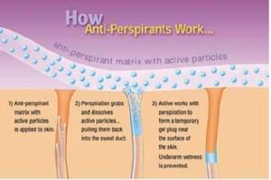 How-Antiperspirants-work