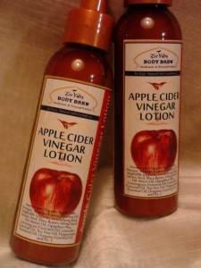 <y Apple Cider Vinegar Lotion