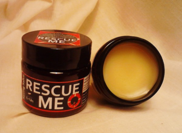 Rescue Me - Fast healing salve for cold sores and cuts