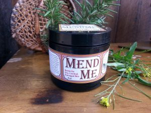 Mend Me Jar Healing for Cracked and Extremely Dry Hands