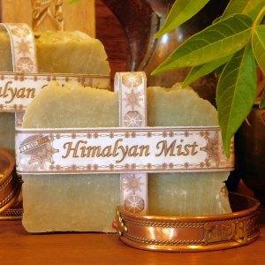 Himalayan Mist Soap