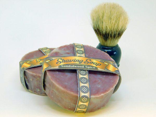 Shaving Soap Sandalwood