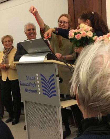 Eröffnung des Virtuellen Museums der Migration, 24.10.2018 (© ZIS)