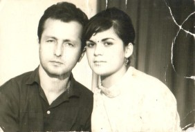 Mustafa und Sevgi Balcı, 1966 Zonguldak - Kilimli (© privat)