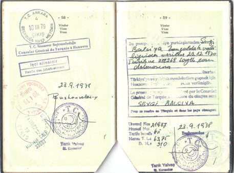 Pass 2, Sevgi Balcı (© privat)