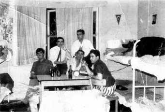 Wohnheim 1966 (© privat)