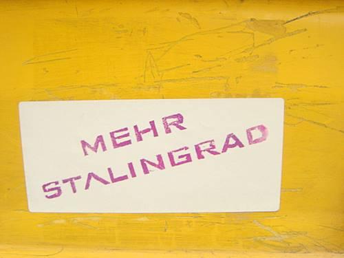 Mehr Stalingrad