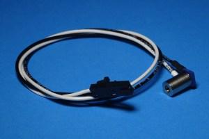 Magnetspule Kabel Stecker