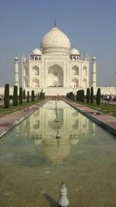 smrt, Taj Mahal