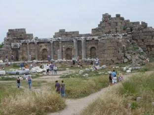 Bauten aus der Römerzeit