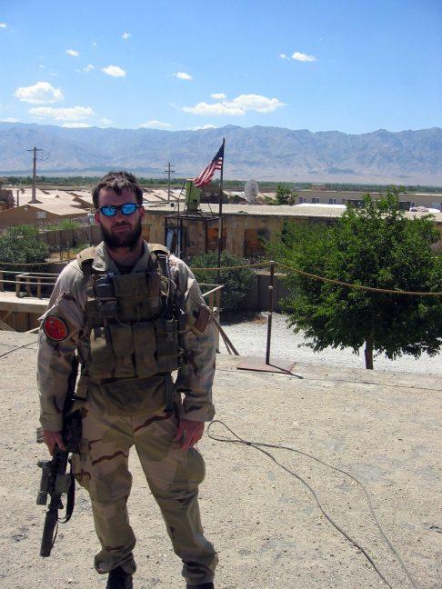 SEAL Lt. Michael P. Murphy,