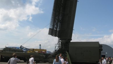 Russian Sunflower Radar