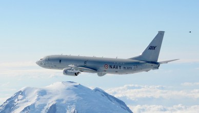 p-8 of Indian navy
