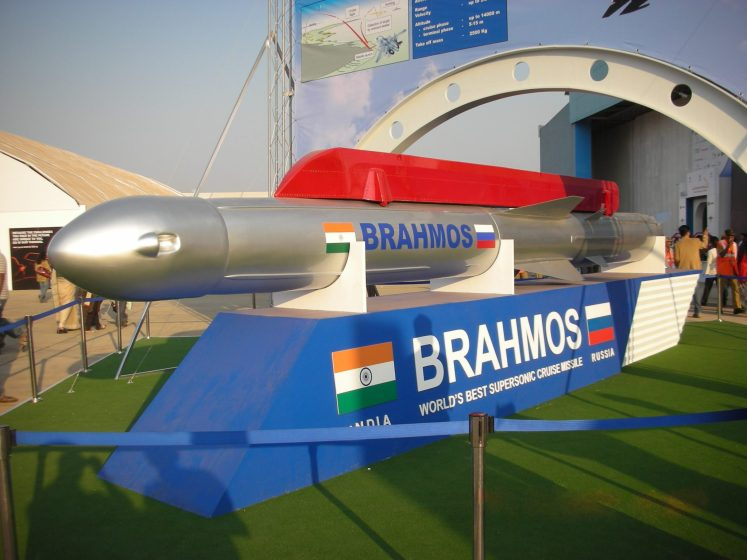 BrahMos is World's Fastest Cruise Missile