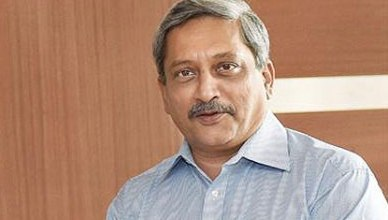 Mannohar Parrikar to sign logistics agreement in US