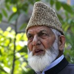 Kashmiri people will not surrender before India even if it sends its whole Army says Ali Gilani