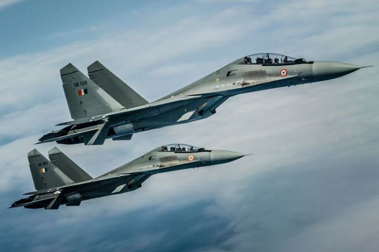 Su-30mki is the Most Advanced Aircraft India Has