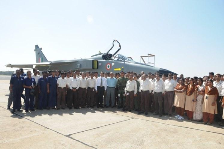 Jaguar DARIN III with HAL Team