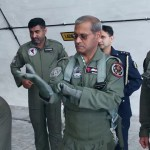 Not worried about India at all: Pak Air force chief
