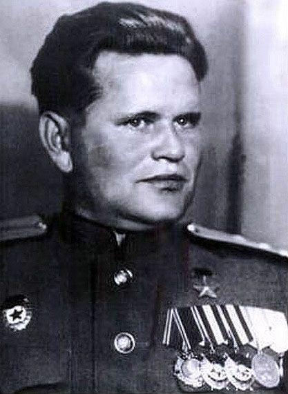 Nikolay Yakovlevich Ilyin
