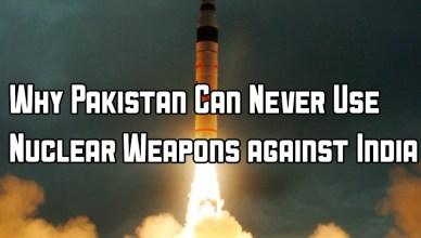 Nuclear War India Pakistan