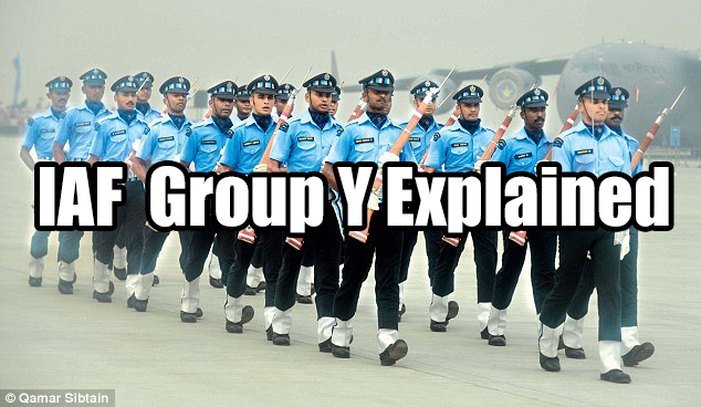 airforce Y group