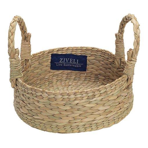 handmade fruit basket Ziveli