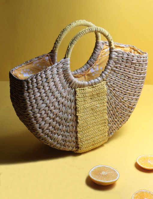 women straw summer bags
