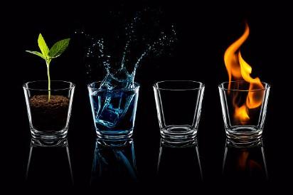 Meditacija četiri elementa