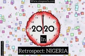 2020 in retrospect