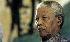If Nelson Mandela really had won, he wouldn't be seen as a universal hero