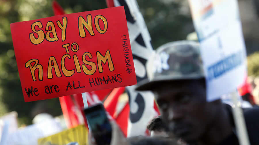 Racism is alive and well in both Europe and Israel – with different victims