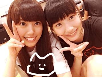 ナオのアイドル時代の顔画像5